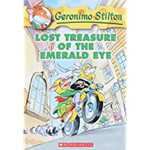 (进口原版) 老鼠记者哲尔尼莫·斯提尔顿1: 绿宝石眼之谜 Lost Treasure of the Emerald Eye (Geronimo Stilton, No. 1)