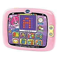 VTech 伟易达婴儿平板电脑发光玩具 粉色