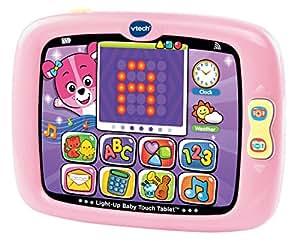 VTech 伟易达 Light-Up 婴儿触摸平板(简约包装)