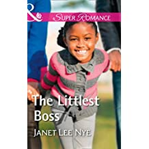 The Littlest Boss (Mills & Boon Superromance) (The Cleaning Crew, Book 4) (English Edition)