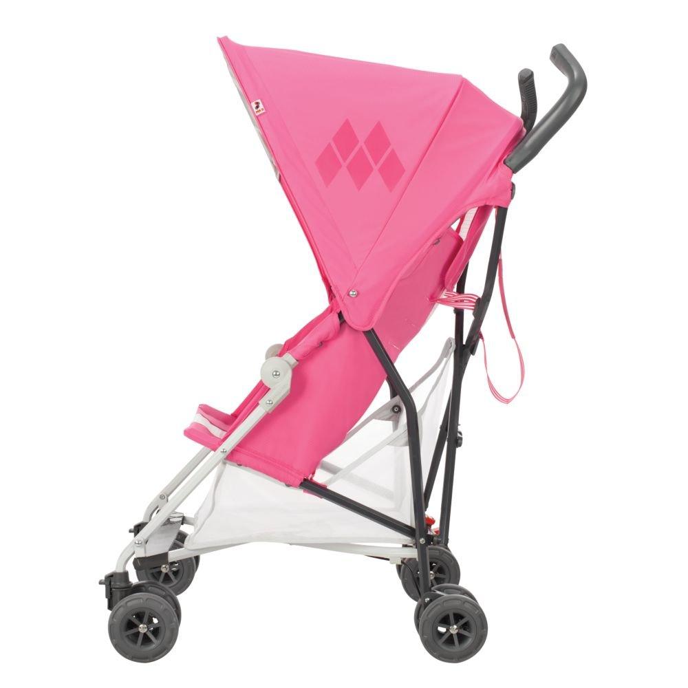 英国Maclaren 玛格罗兰 MarkII婴童车 粉红色(亚马逊进口直采,品牌方直供,正品保证,超轻3.4Kg)