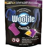 Woolite Pacs(深色款),可供 30 次洗涤,适用于标准和高效洗衣机