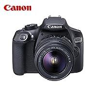 Canon 佳能 EOS 1300D 18-55STM 专业数码单反相机套机 (EOS 1300D 18-55官方标配)