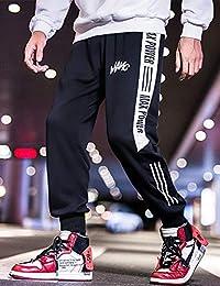 Hooper Homme 2019新款日系复古小脚裤男士修身裤港风哈伦裤潮男休闲裤男锥形裤长裤
