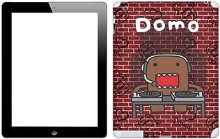 Zing Revolution Domo Premium Vinyl Adhesive Skin for iPad 2 (ms-domo140250)