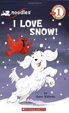 (进口原版) 学乐读者系列 Noodles: I Love Snow!