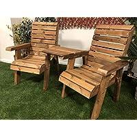 Churnet Valley 花园家具 棕色 Ivy Love 座椅直盘