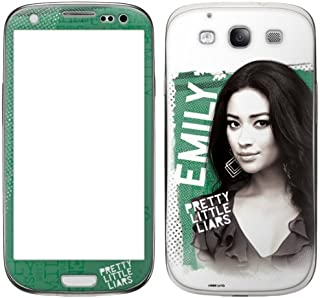 Zing Revolution Pretty Little Liars Premium Vinyl Adhesive Skin for Samsung Galaxy S III, Emily (MS-PLL20415)