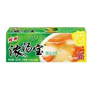 家乐浓汤宝清鸡靓汤口味 120g(4块装)