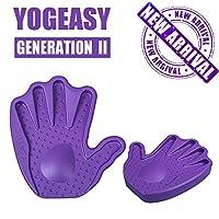 YOGEASY 优质瑜伽砖更佳的手腕保护瑜伽运动防滑
