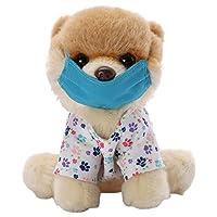 GUND 小BOO毛绒玩具-手术医生装- 5英寸(13cm)(亚马逊进口直采,美国品牌)