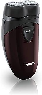 Philips 飞利浦 PQ206/18 旅行电动剃须刀,2 x AA,塑料