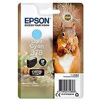 Epson愛普生原裝墨盒 Ligt Cyan 378
