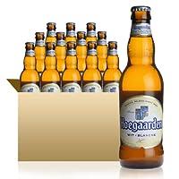 比利时原装进口啤酒 Hoegaarden福佳白啤酒 330ml*12瓶 福佳啤酒