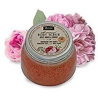 身体磨砂膏–粉色喜马拉雅盐–ROSE 香草冰沙
