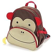 美国Skip Hop可爱动物园小童背包-猴子SH210203