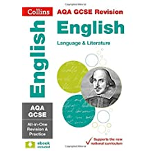 AQA GCSE 9-1 English Language and English Literature All-in-One Revision and Practice (Collins GCSE 9-1 Revision) (English Edition)
