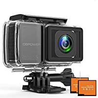 DBPOWER EX7000-PRO 行動照相機DB-EX7000 PRO 黑色