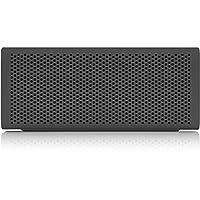 Braven 705便携式无线音箱 灰色塑料外壳 带黑色端盖