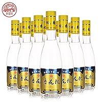 山西汾酒杏花村酒50度450ml*12瓶装套装清香型玻璃瓶白酒