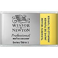 WINSOR & NEWTON 水彩颜料 ターナーズイエロー 649