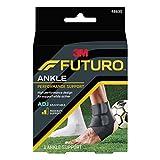Futuro 吸湿排汗运动护踝,可调节
