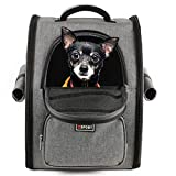 Hcupet 猫咪背包,小型犬宠物背包,春夏户外猫携带背包