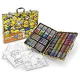 Crayola 绘儿乐 《卑鄙的我》小黄人 创意艺术组合