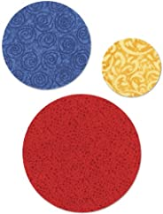 Sizzix 圓圈大塊模具系列,2 英寸,3 英寸,4 英寸