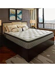 中国亚马逊: AIRLAND雅兰 睡眠唯Ta豪华版 席梦思整网弹簧护脊乳胶床垫1.5~1.8米 送空调被1张 ¥2699