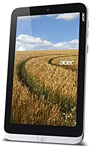 Acer Iconia W3-810 Tablet (32GB, WiFi, 3G via Dongle), Silver