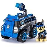 Paw Patrol Basic Vehicle Chase Code Action Figure