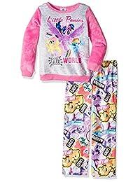 My Little Pony 女童2件套 luxe 毛绒睡衣套装