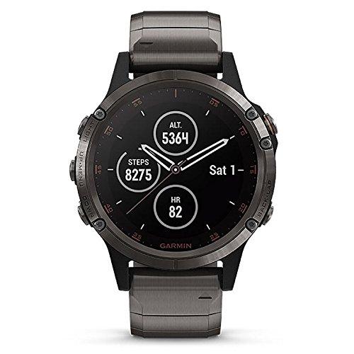 公式の旗艦店GARMINガーミンfenix5プラス多機能支払い音楽サムスン位置決めスポーツ時計の中国語版