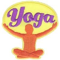 Yoga Pose 2 英寸刺绣贴片 AVA1499k