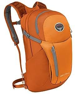 Osprey 日光+ Daylite plus 16年秋季新款 橘色 20升 双肩日用运动背包多色可选户外背包附属包电脑包带13寸电脑仓户外日常两用包户外耐用徒步登山包  三年质保终身维修