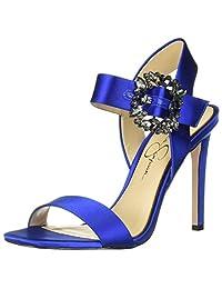 JESSICA simpson 女式 bindy 高跟凉鞋