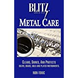 Blitz Music Care 303-4x 金属护理,4 个装