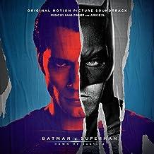进口CD:蝙蝠侠对超人:正义黎明/汉斯·季默 Batman V Superman:Dawn of Justice/Junkie XL/Hans Zimmer(2CD)88985301172