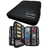 Simple Werx Fidget Spinner 盒,收纳箱,便携包 - 可容纳超过 24 个食物 - 旋转器 - 立方 - 系列 - 支架 - 盒 - 袋