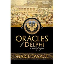Oracles of Delphi: A Novel of Suspense (An Althaia of Athens Mystery Book 1) (English Edition)