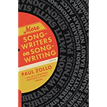 More Songwriters on Songwriting (English Edition)