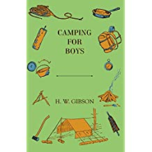 Camping for Boys (English Edition)