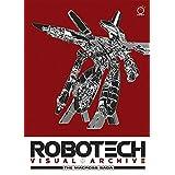 太空堡垒视觉档案(第二版)英文原版 Robotech Visual Archive: The Macross Saga - 2nd Edition 影视设定集 [精装] Harmony Gold