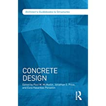 Concrete Design (Architect's Guidebooks to Structures) (English Edition)