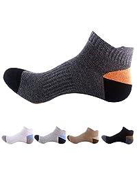 男士新品袜子 时尚休闲男袜 透气吸汗 混色装