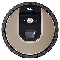 iRobot 艾罗伯特 Roomba 961 扫地机器人 吸尘器 wifi互联 可视化全景规划导航 5倍清洁吸力(好评晒单送价值399元原装配件礼包,邮件至amazon@covinda.com领取赠品)