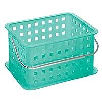 InterDesign Spa Basket, Small, Aruba