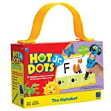 Learning Resources Hot Dots Jr. Alphabet Practice Cards