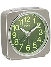 SEIKO CLOCK 精工钟表 闹钟 模拟 PYXIS 白色